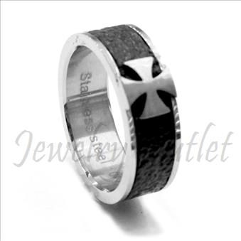 Stainless Steel Comfort Fit Band