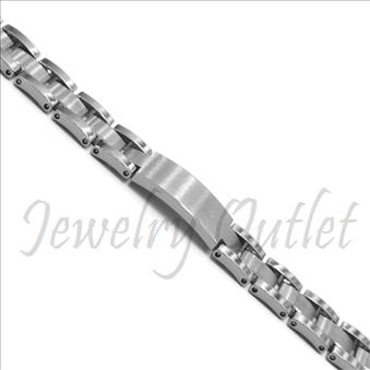 Tungsten Carbide Mens Bracelets