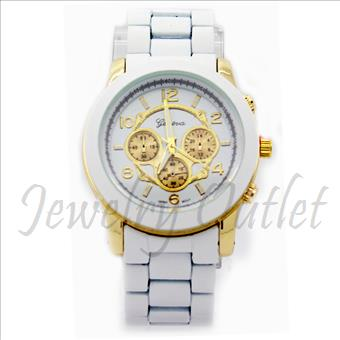 Designer inspired watch Collection, Classic look fashion men's. With Metal Band and Premium Designer Look.